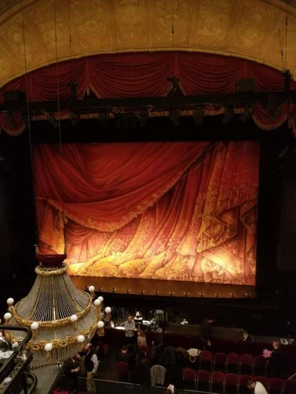 Detroit Opera House, section: Trustee Circle 2, row: AA, seat: 212