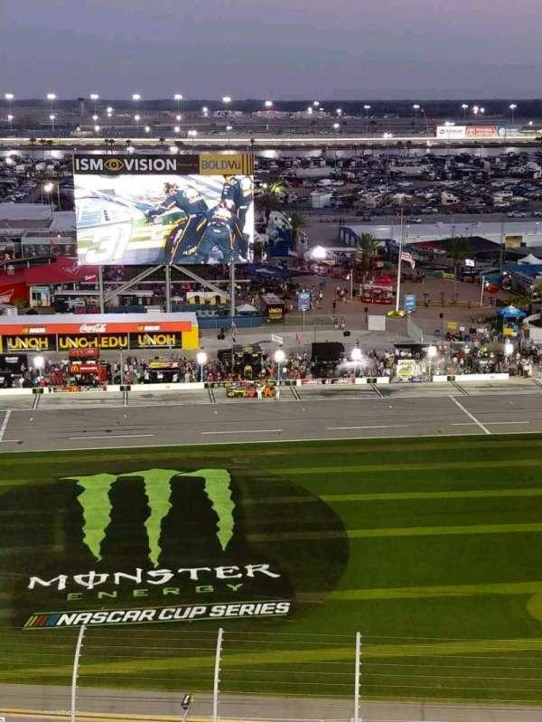 Daytona International Speedway, section: 342, row: 23, seat: 7