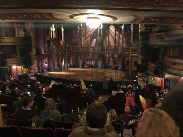 Richard Rodgers Theatre, section: Orchestra, row: S, seat: 14