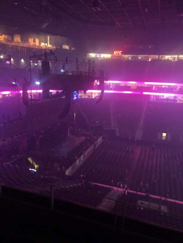 t-mobile arena , section: 204, row: C, seat: 12