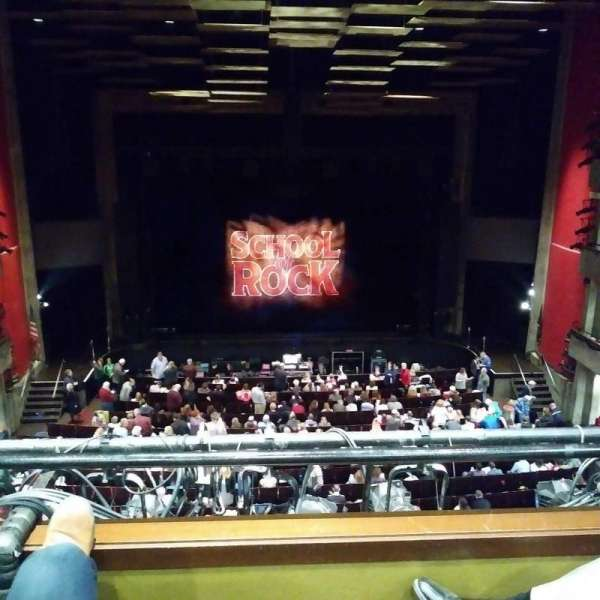 Clowes Memorial Hall, section: 2nd Terrace, row: B, seat: 103