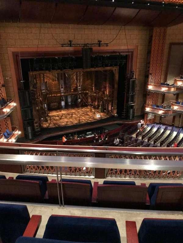 Walt Disney Theatre - Dr. Phillips Center, section: Balcony L, row: C, seat: 11
