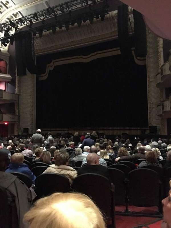 The Met Philadelphia, section: Orch4, row: B, seat: 11