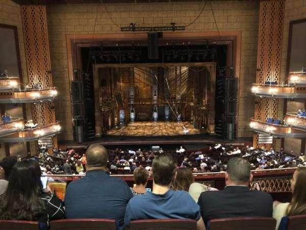 Walt Disney Theatre - Dr. Phillips Center, section: Mezzanine-Center, row: D, seat: 113