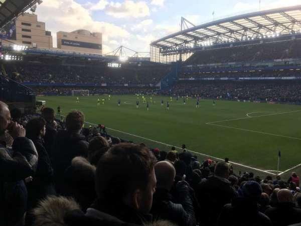 Stamford Bridge, section: Matthew Harding Lower Block 16, row: V, seat: 195