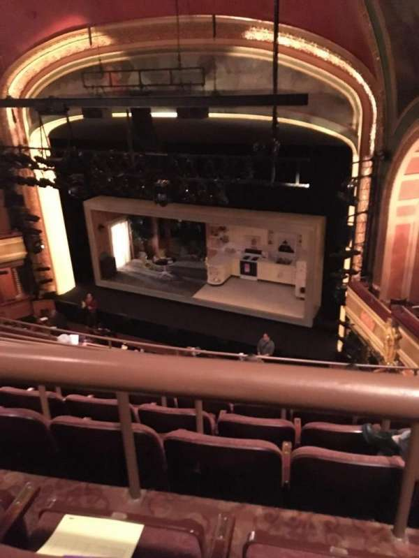 American Airlines Theatre, section: Rear Mezzanine, row: G, seat: 101