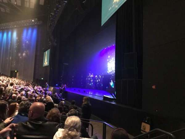 The Theatre at Grand Prairie, section: 101, row: M, seat: 1