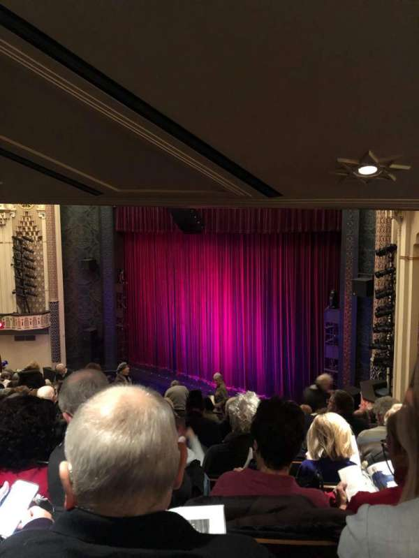 Mainstage at the New York City Center, section: MEZZ, row: G, seat: 26