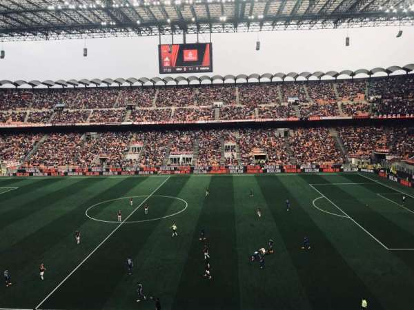 Stadio Giuseppe Meazza, section: 225, row: 1