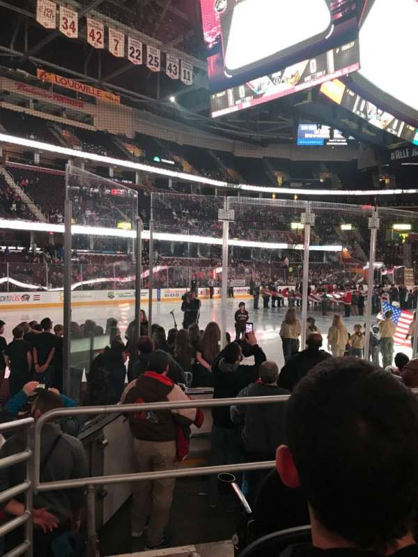 Rocket Mortgage FieldHouse, section: 123, row: 7, seat: 1