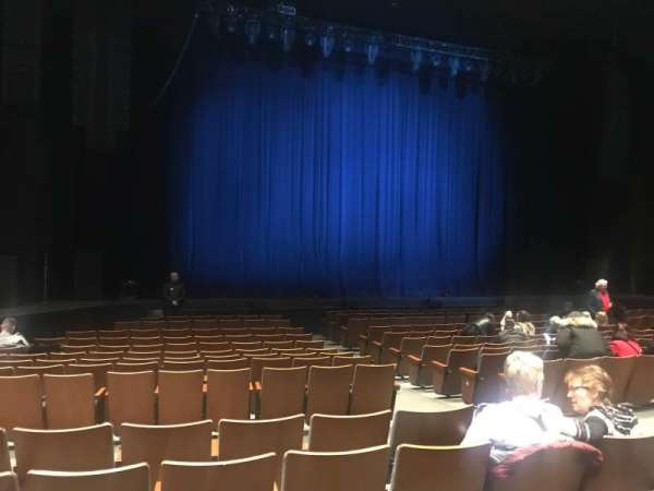 Sony Centre for the Performing Arts, section: Orchestra, row: E, seat: 25
