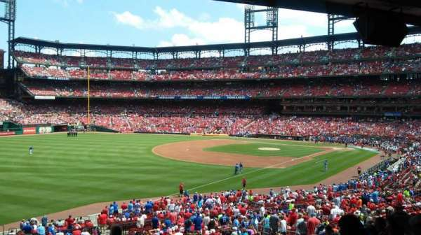 Busch Stadium, section: 165, row: 29, seat: 20