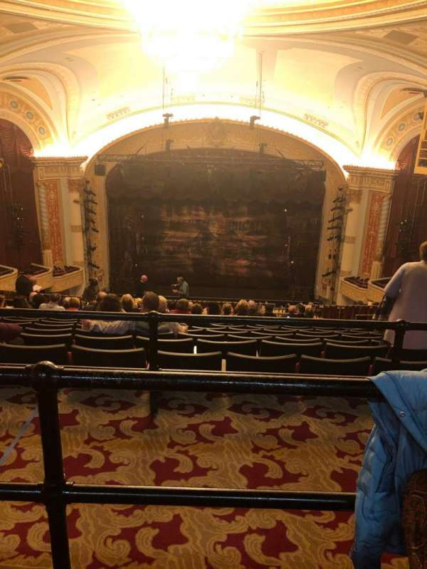 KeyBank State Theatre, section: Balcony Ctr, row: T, seat: 610