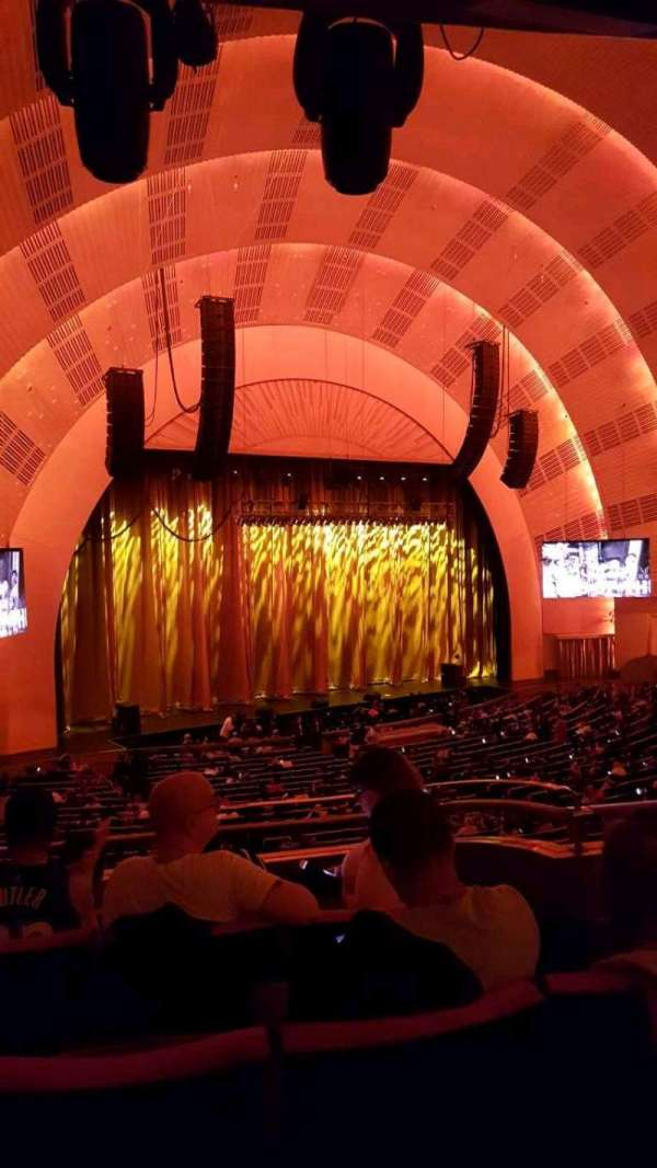 Radio City Music Hall, section: 1STMZ7, row: D, seat: 704