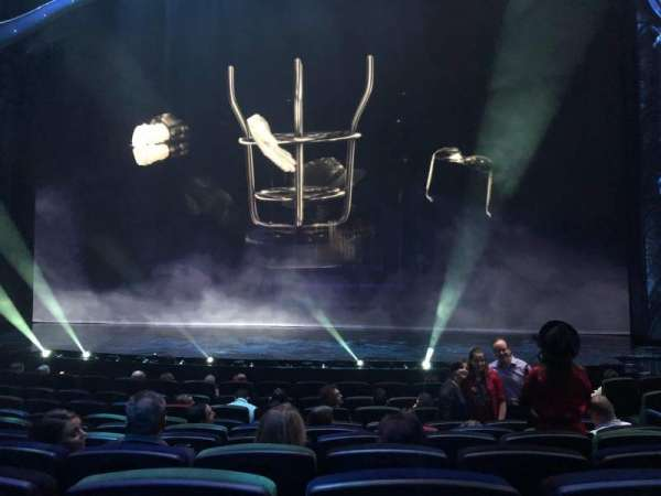 Michael Jackson One Theatre, section: 102, row: K, seat: 20