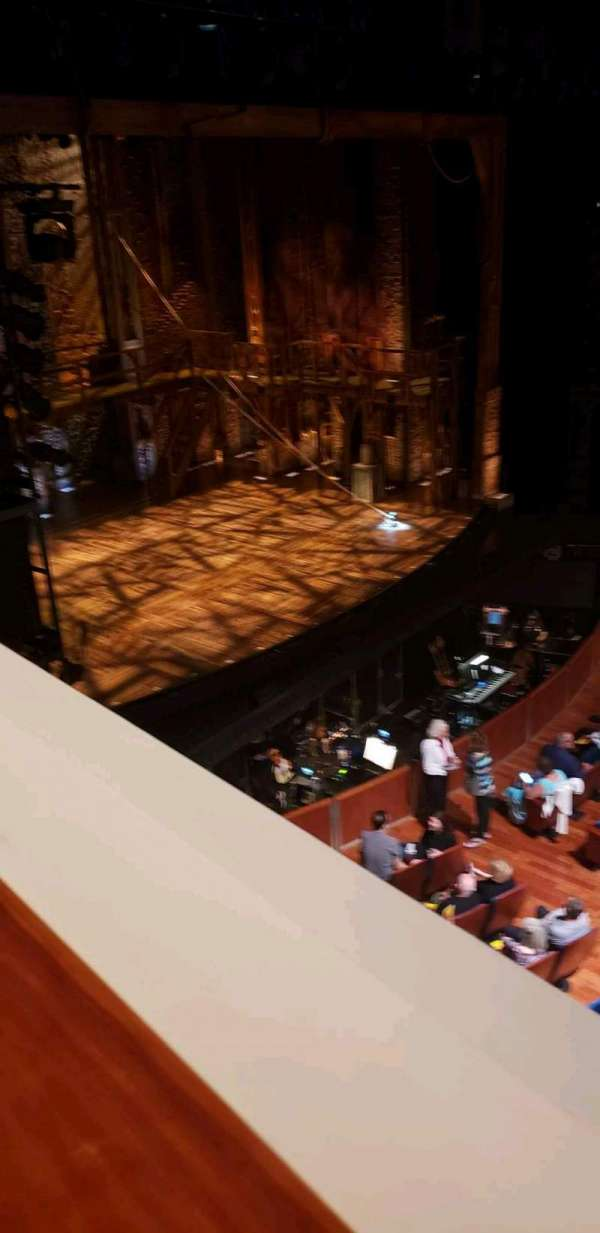 Au-Rene Theatre at the Broward Center, section: Mezzanine Box A, row: A, seat: 7