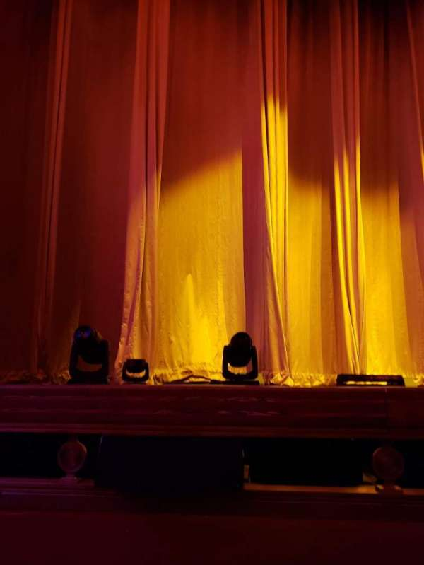 Radio City Music Hall, section: Orchestra 5, row: BB, seat: 509
