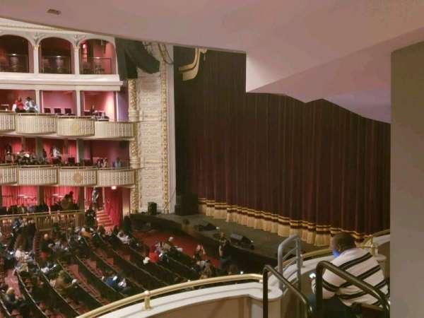 The Met Philadelphia, section: Gbox5, row: 3, seat: 1
