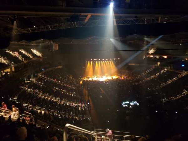 Ford Center (Indiana), section: 202, row: P, seat: 20
