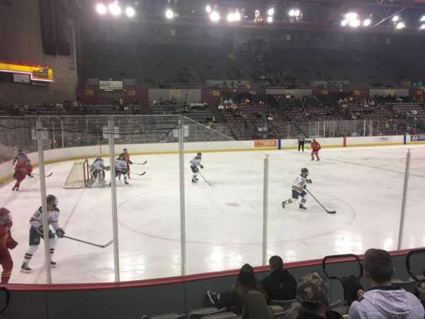 Sullivan Arena, section: 117, row: 10, seat: 5