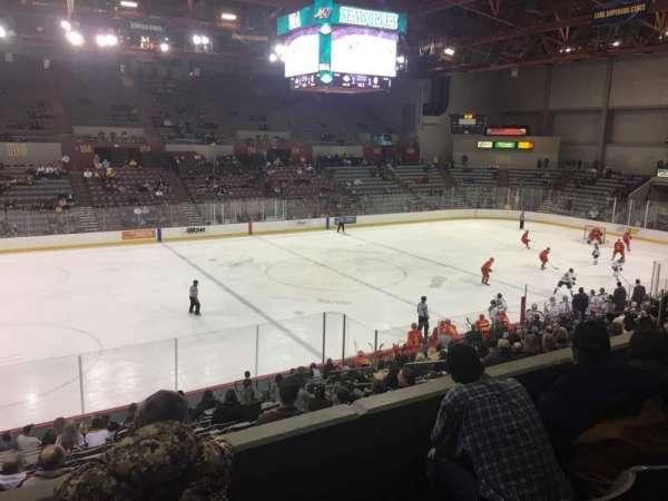 Sullivan Arena, section: 215, row: 3, seat: 10
