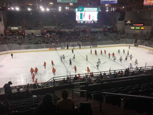 Sullivan Arena, section: 215, row: 10, seat: 2
