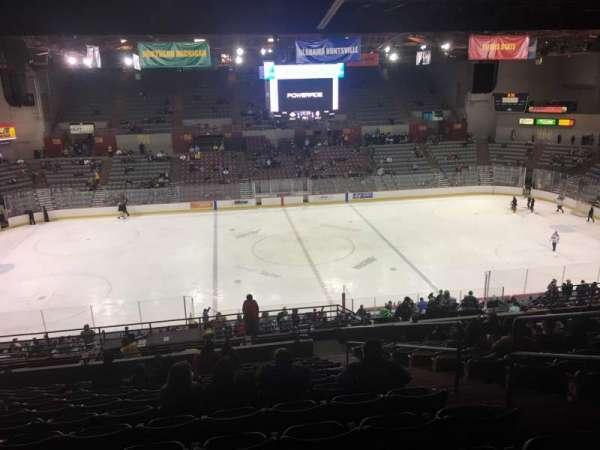 Sullivan Arena, section: 213, row: 14, seat: 4