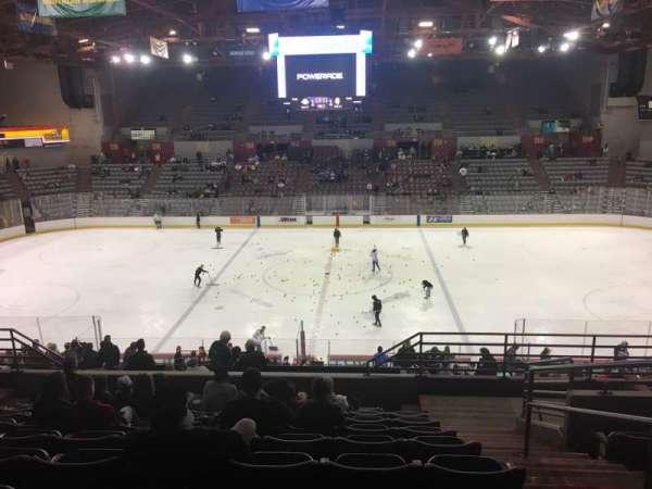 Sullivan Arena, section: 211, row: 9, seat: 2