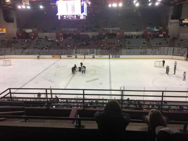 Sullivan Arena, section: 209, row: 6, seat: 9