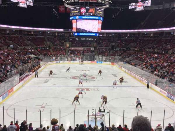 Value City Arena, section: 231, row: E, seat: 17
