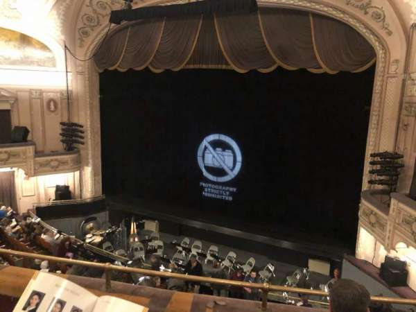 Merriam Theater, section: Balcony, row: C, seat: 12