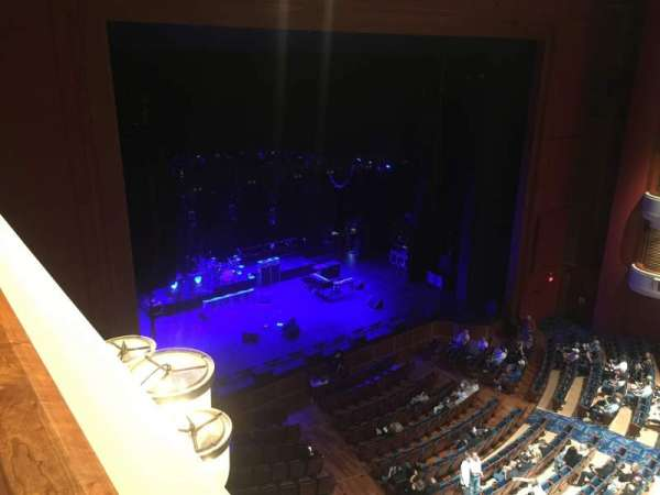 Au-Rene Theatre at the Broward Center, section: Balcony, row: Box A, seat: 15