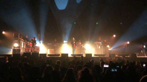 Kings Theatre (Brooklyn), section: 2, row: M, seat: 120
