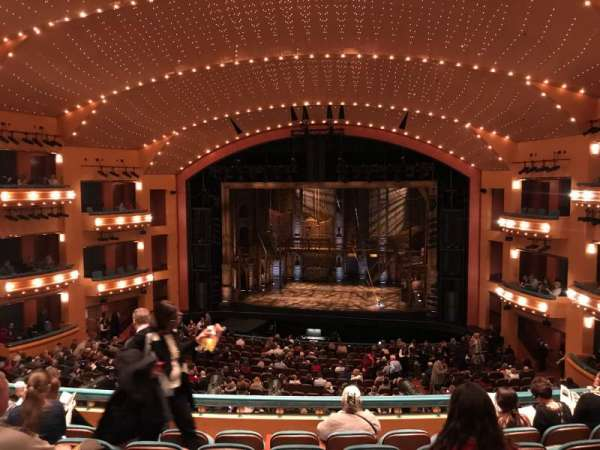 Procter And Gamble Hall at the Aronoff Center, section: Loge C, row: F, seat: 221