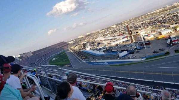 Daytona International Speedway, section: 489, row: 29, seat: 12