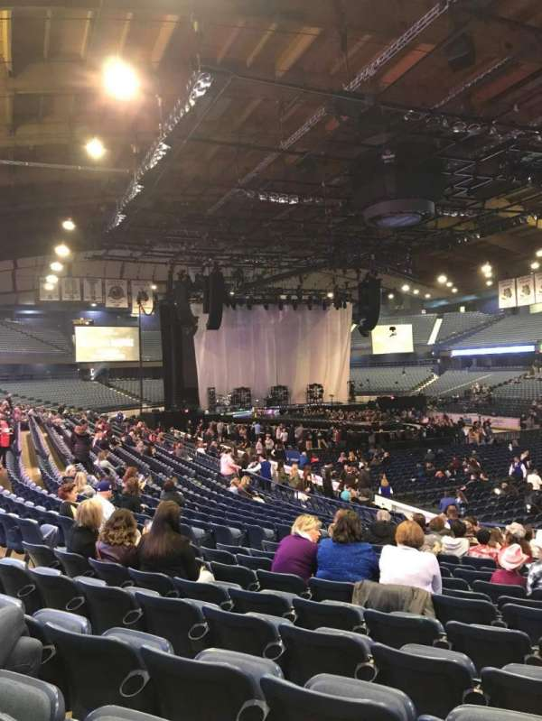Allstate Arena, section: 116, row: R, seat: 20