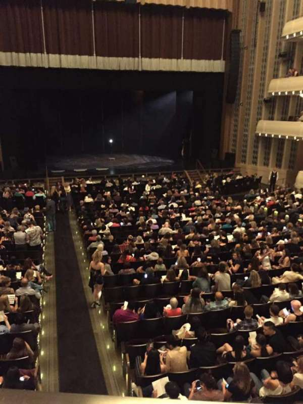 Reynolds Hall at The Smith Center, section: Box Tier, row: A, seat: 3