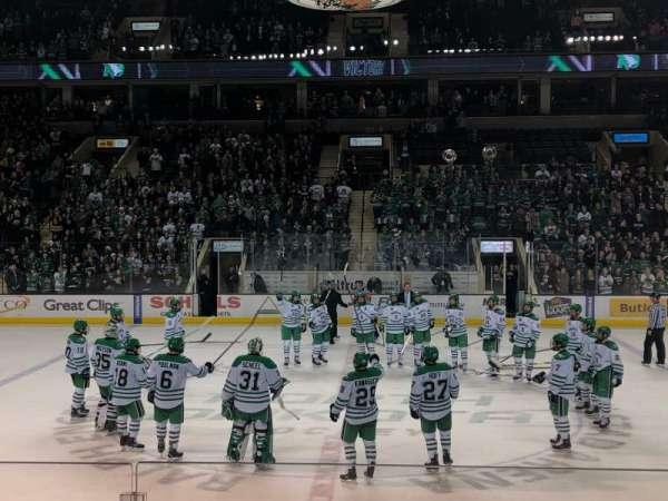 Ralph Engelstad Arena, section: 116, row: E, seat: 22