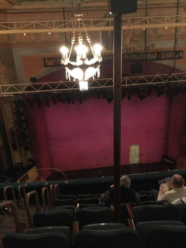 Shubert Theatre, section: Balcony C, row: G, seat: 113