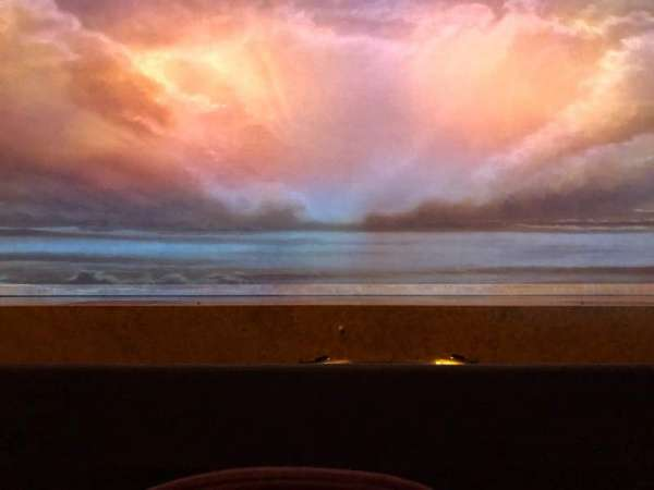 Eugene O'Neill Theatre, section: Orchestra, row: B, seat: 108