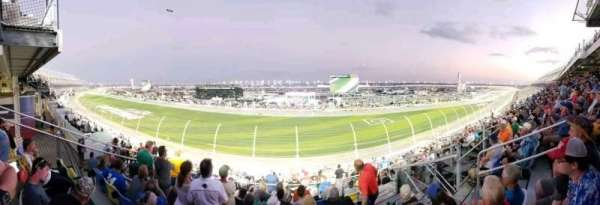 Daytona International Speedway, section: 153, row: 31, seat: 6