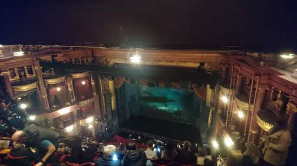 Palace Theatre (Manchester), section: Grand Tier, row: M, seat: 10