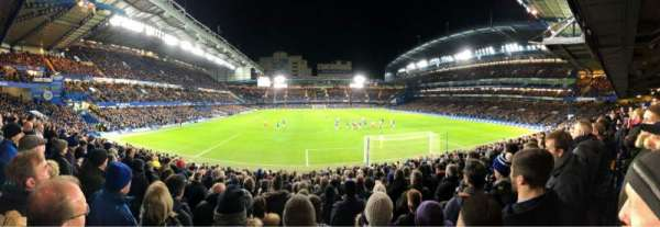 Stamford Bridge, section: Matthew Harding Lower 13, row: W, seat: 99