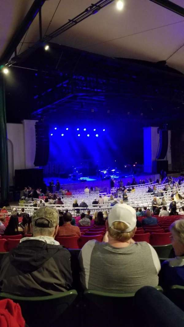 St. Augustine Amphitheatre, section: 203, row: S, seat: 41