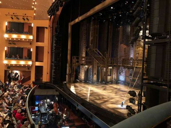 Procter And Gamble Hall at the Aronoff Center, section: Loge, row: Box D, seat: 3