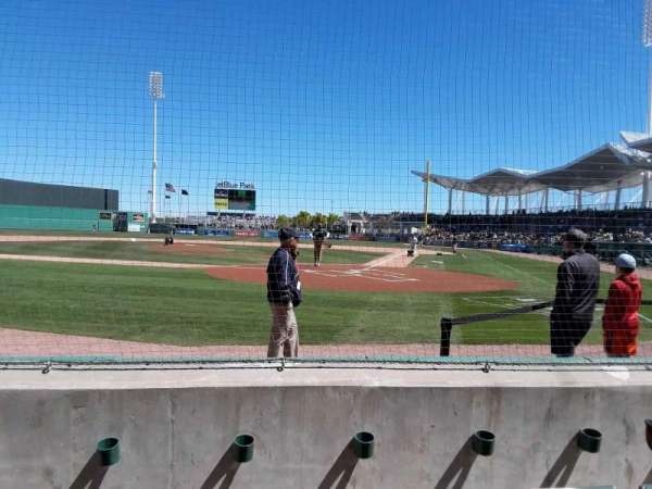 JetBlue Park, section: 104, row: 3, seat: 6