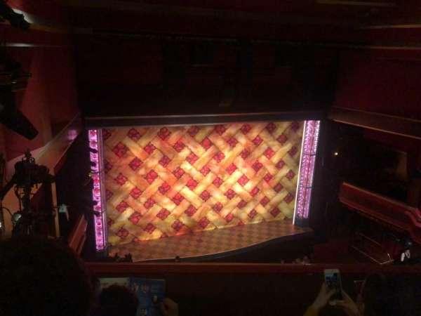 Adelphi Theatre, section: Upper Circle, row: C, seat: 32