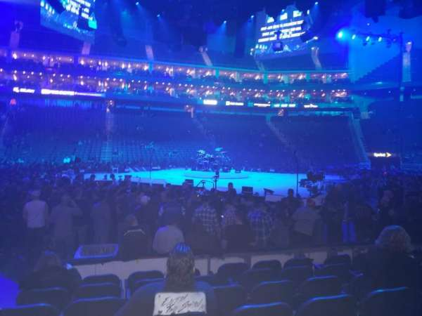 Sprint Center, section: 117, row: 7, seat: 23