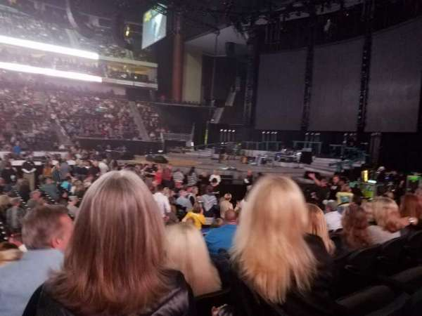 VyStar Veterans Memorial Arena, section: 102, row: G, seat: 15