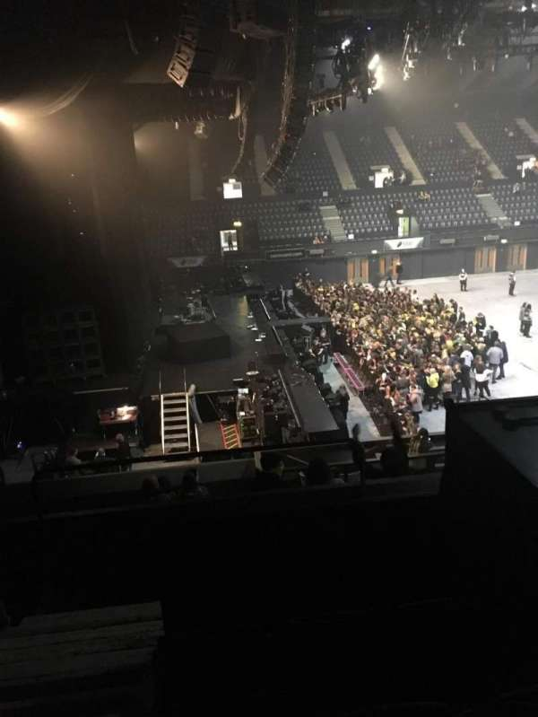 SSE Arena, Wembley, section: S3, row: O, seat: 30